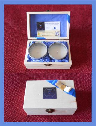 Elementos Lanzarote gift set